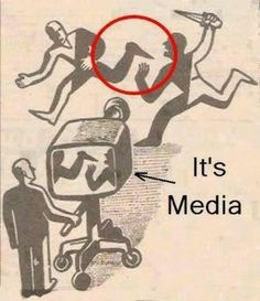 """For the Media """"it is Business"""" (Satlok Ashram Incident – Nov 2014)"""
