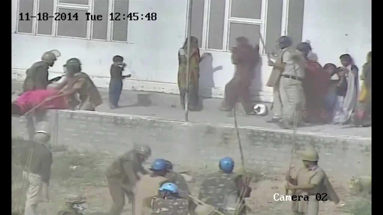 Dastardly Police Deeds – Cruel & Barbaric – Satlok Ashram Barwala Incident