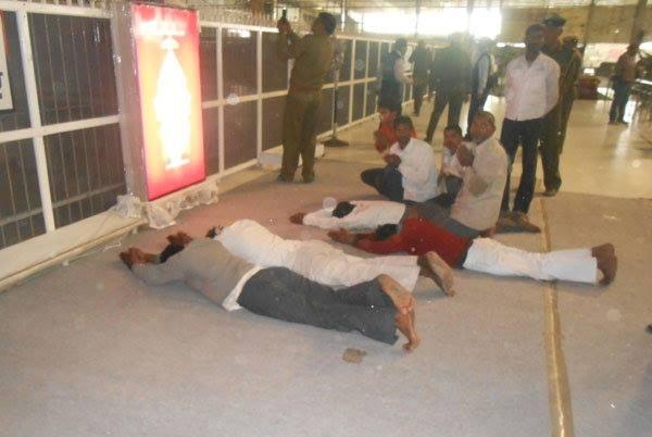 Satlok Ashram – Nov 2014 – Lies by Media & Police